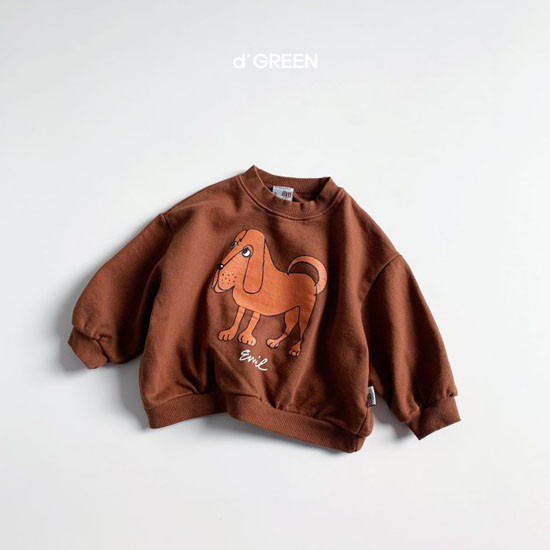 DIGREEN - Korean Children Fashion - #Kfashion4kids - Friends Dog MTM - 5