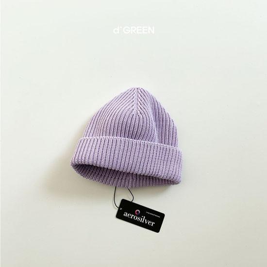 DIGREEN - Korean Children Fashion - #Kfashion4kids - Short Color Knit Beanie - 10