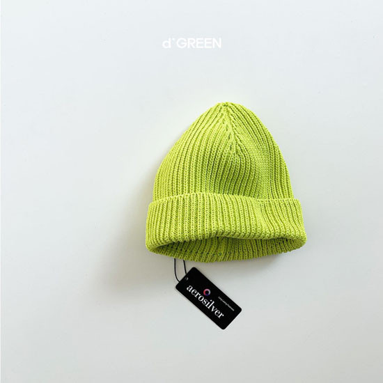 DIGREEN - Korean Children Fashion - #Kfashion4kids - Short Color Knit Beanie - 9