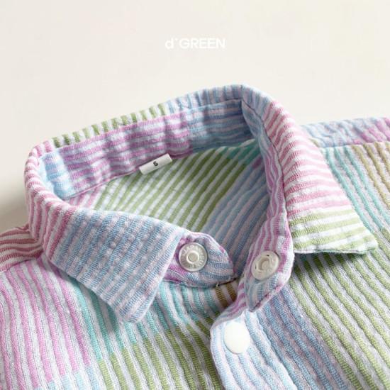 DIGREEN - Korean Children Fashion - #Kfashion4kids - Patch Walk Jacket - 10