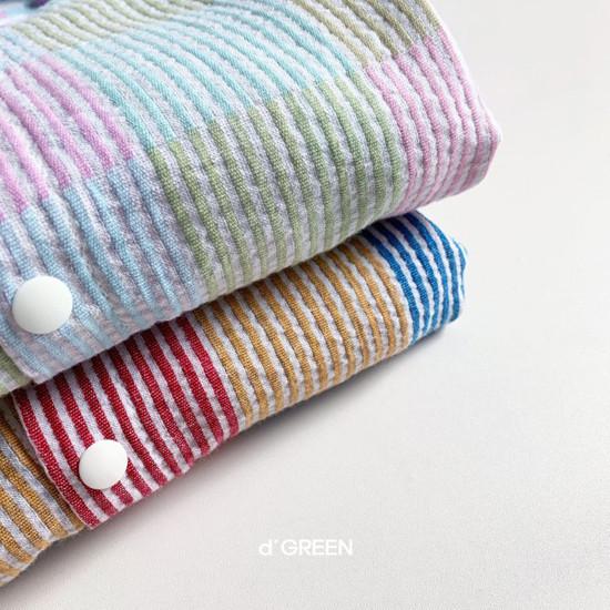 DIGREEN - Korean Children Fashion - #Kfashion4kids - Patch Walk Jacket - 12