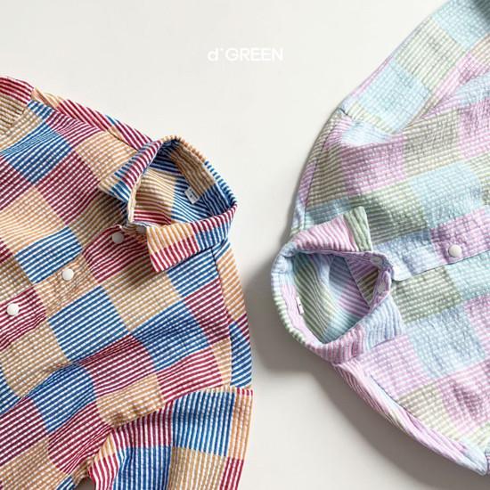 DIGREEN - Korean Children Fashion - #Kfashion4kids - Patch Walk Jacket - 2
