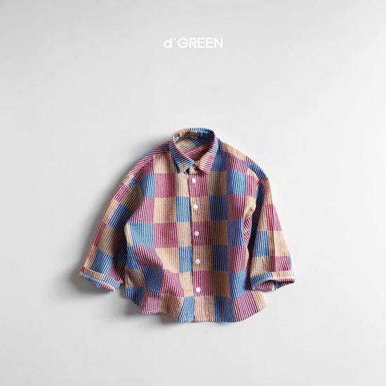 DIGREEN - Korean Children Fashion - #Kfashion4kids - Patch Walk Jacket - 3