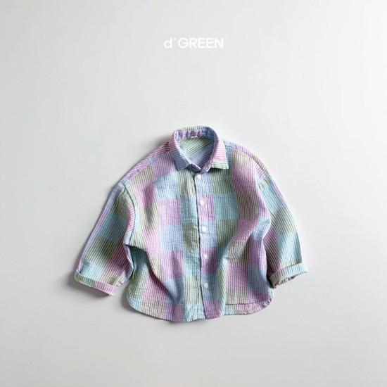 DIGREEN - Korean Children Fashion - #Kfashion4kids - Patch Walk Jacket - 4