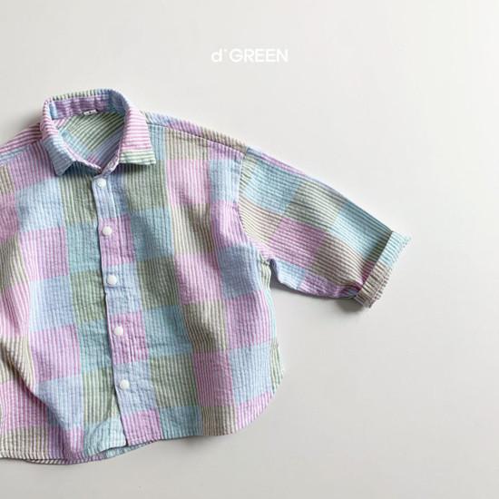 DIGREEN - Korean Children Fashion - #Kfashion4kids - Patch Walk Jacket - 6