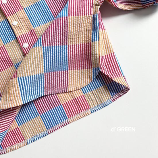 DIGREEN - Korean Children Fashion - #Kfashion4kids - Patch Walk Jacket - 8