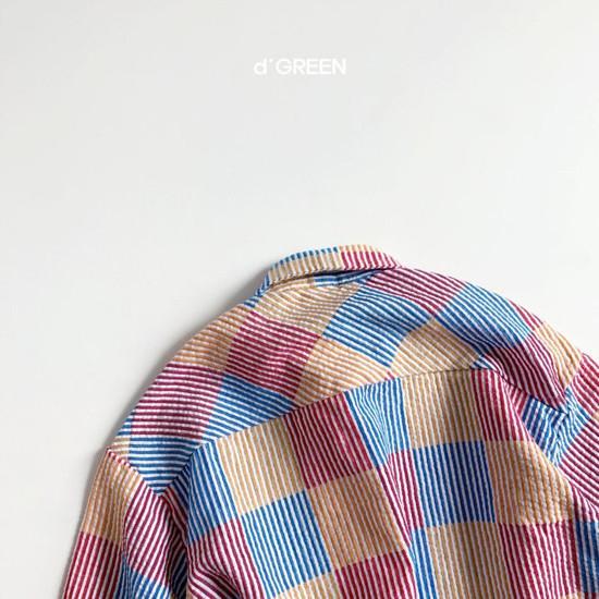 DIGREEN - Korean Children Fashion - #Kfashion4kids - Patch Walk Jacket - 9