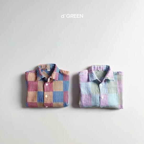 DIGREEN - BRAND - Korean Children Fashion - #Kfashion4kids - Patch Walk Jacket