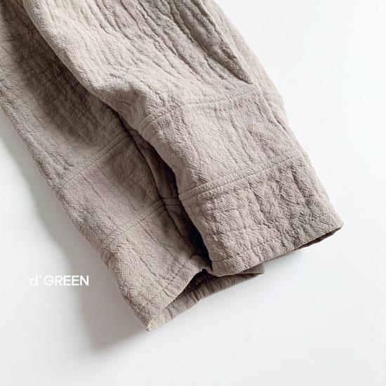 DIGREEN - Korean Children Fashion - #Kfashion4kids - Bread Pants - 9