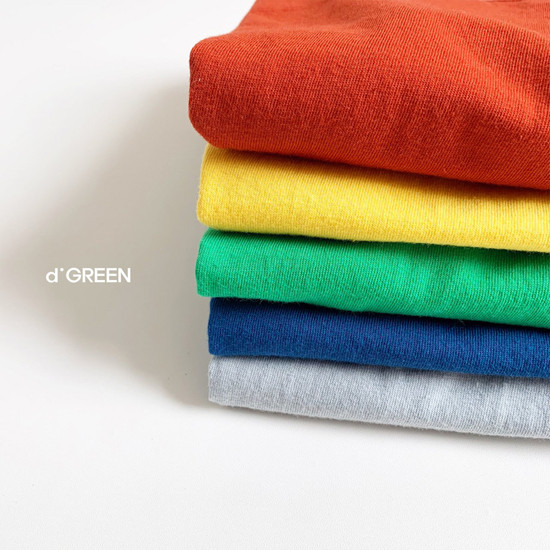 DIGREEN - Korean Children Fashion - #Kfashion4kids - Color Paper Tee - 12