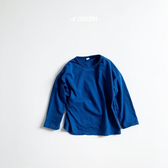 DIGREEN - Korean Children Fashion - #Kfashion4kids - Color Paper Tee - 4