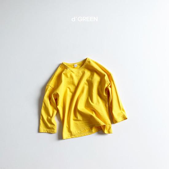 DIGREEN - Korean Children Fashion - #Kfashion4kids - Color Paper Tee - 5