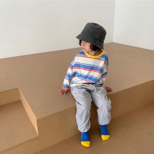 DIGREEN - BRAND - Korean Children Fashion - #Kfashion4kids - Floc Jogger Pants