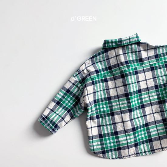 DIGREEN - Korean Children Fashion - #Kfashion4kids - Blooming Shirt Jacket - 10