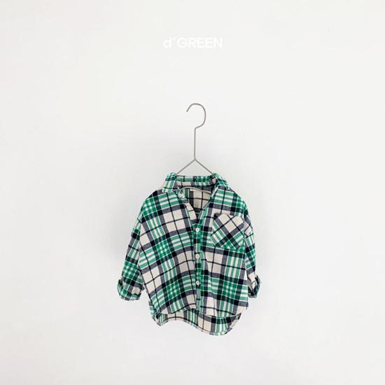 DIGREEN - Korean Children Fashion - #Kfashion4kids - Blooming Shirt Jacket - 11