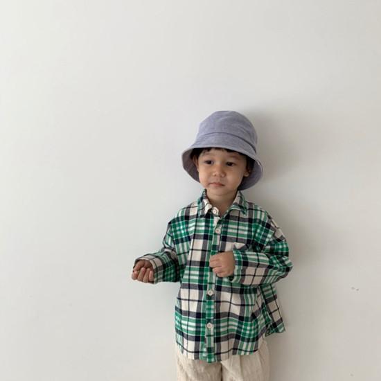 DIGREEN - Korean Children Fashion - #Kfashion4kids - Blooming Shirt Jacket - 12