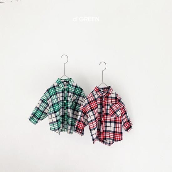 DIGREEN - Korean Children Fashion - #Kfashion4kids - Blooming Shirt Jacket - 2