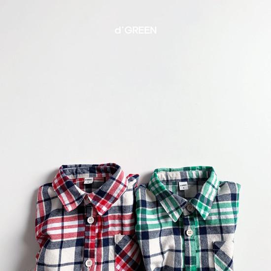 DIGREEN - Korean Children Fashion - #Kfashion4kids - Blooming Shirt Jacket - 4
