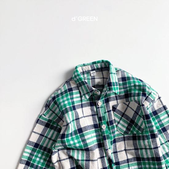 DIGREEN - Korean Children Fashion - #Kfashion4kids - Blooming Shirt Jacket - 8