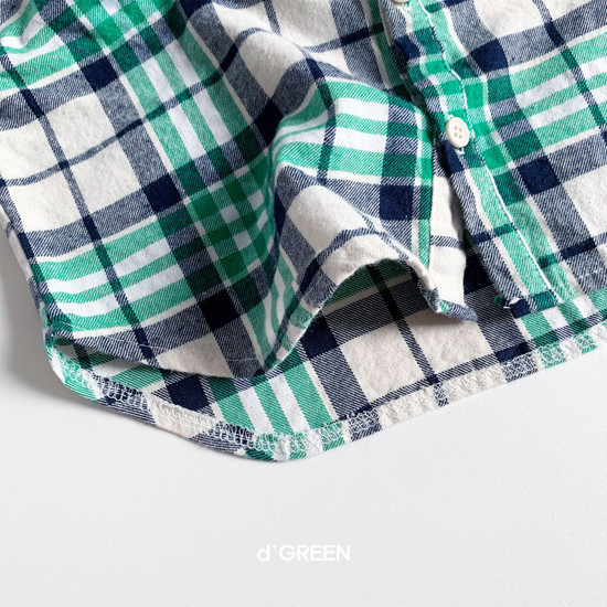 DIGREEN - Korean Children Fashion - #Kfashion4kids - Blooming Shirt Jacket - 9