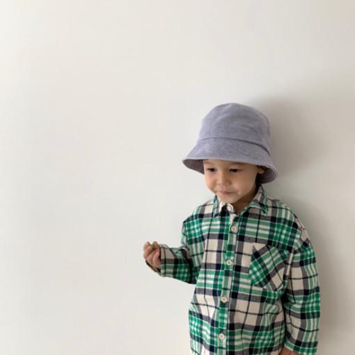 DIGREEN - BRAND - Korean Children Fashion - #Kfashion4kids - Blooming Shirt Jacket