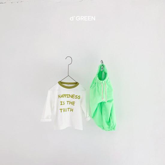 DIGREEN - Korean Children Fashion - #Kfashion4kids - Happiness Tee - 10