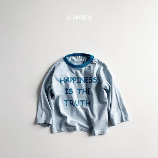 DIGREEN - Korean Children Fashion - #Kfashion4kids - Happiness Tee - 4