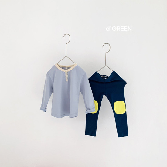 DIGREEN - Korean Children Fashion - #Kfashion4kids - Lecture Henlry Tee - 11