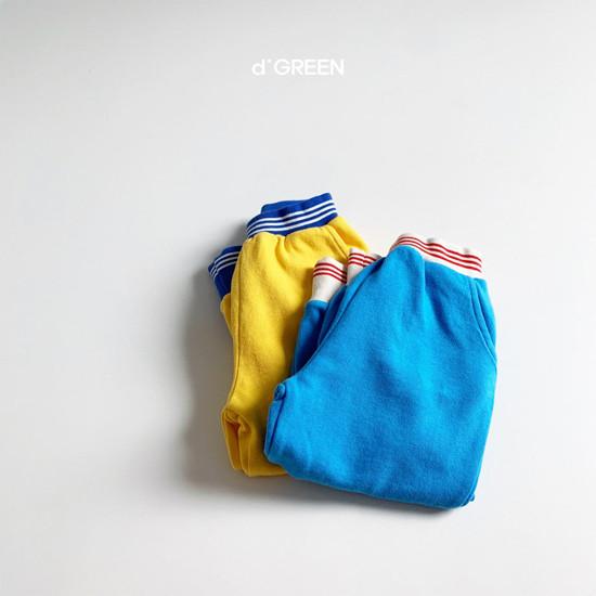 DIGREEN - Korean Children Fashion - #Kfashion4kids - Dongari Pants - 3