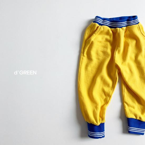 DIGREEN - Korean Children Fashion - #Kfashion4kids - Dongari Pants - 7