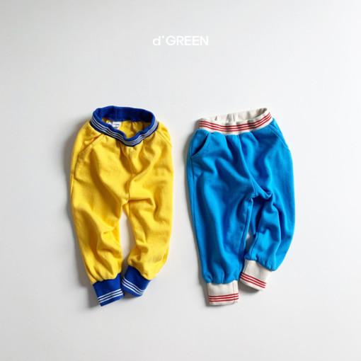 DIGREEN - BRAND - Korean Children Fashion - #Kfashion4kids - Dongari Pants