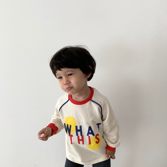 DIGREEN - Korean Children Fashion - #Kfashion4kids - What This MTM - 12