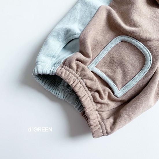 DIGREEN - Korean Children Fashion - #Kfashion4kids - Vera Pants - 10