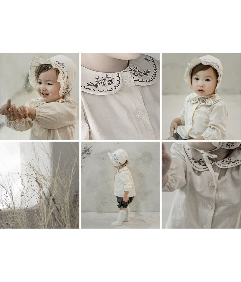 HAPPY PRINCE - Korean Children Fashion - #Kfashion4kids - Renova Baby Blouse - 3