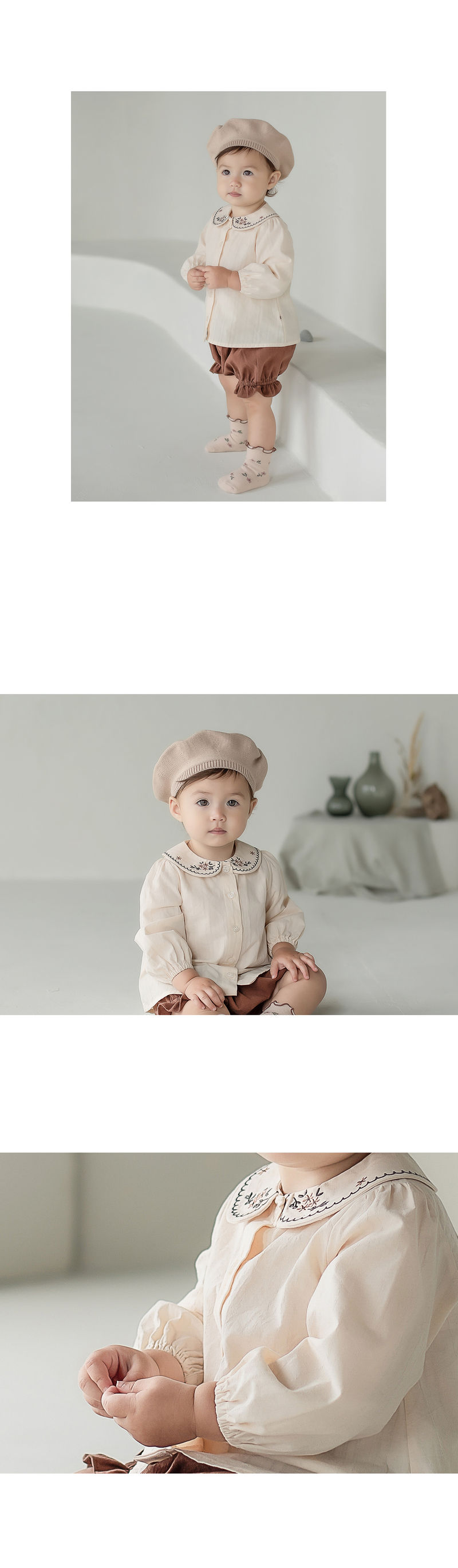 HAPPY PRINCE - Korean Children Fashion - #Kfashion4kids - Renova Baby Blouse - 4