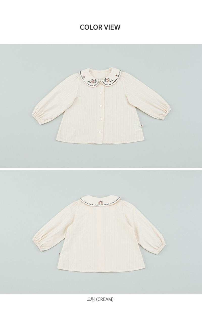 HAPPY PRINCE - Korean Children Fashion - #Kfashion4kids - Renova Baby Blouse - 7