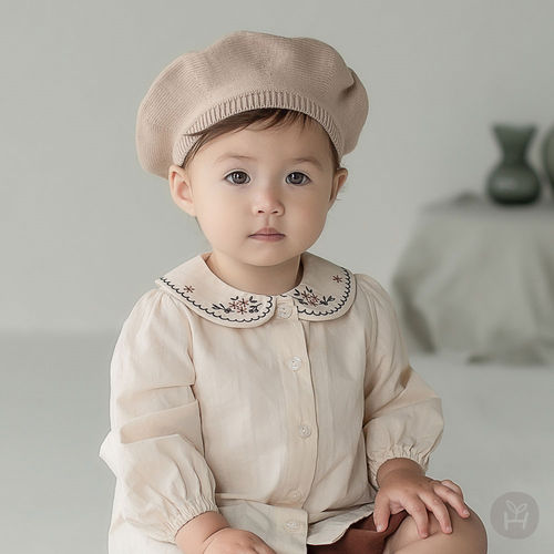 HAPPY PRINCE - BRAND - Korean Children Fashion - #Kfashion4kids - Renova Baby Blouse