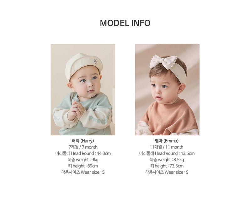 HAPPY PRINCE - Korean Children Fashion - #Kfashion4kids - Becky Baby Sweatshirt - 11