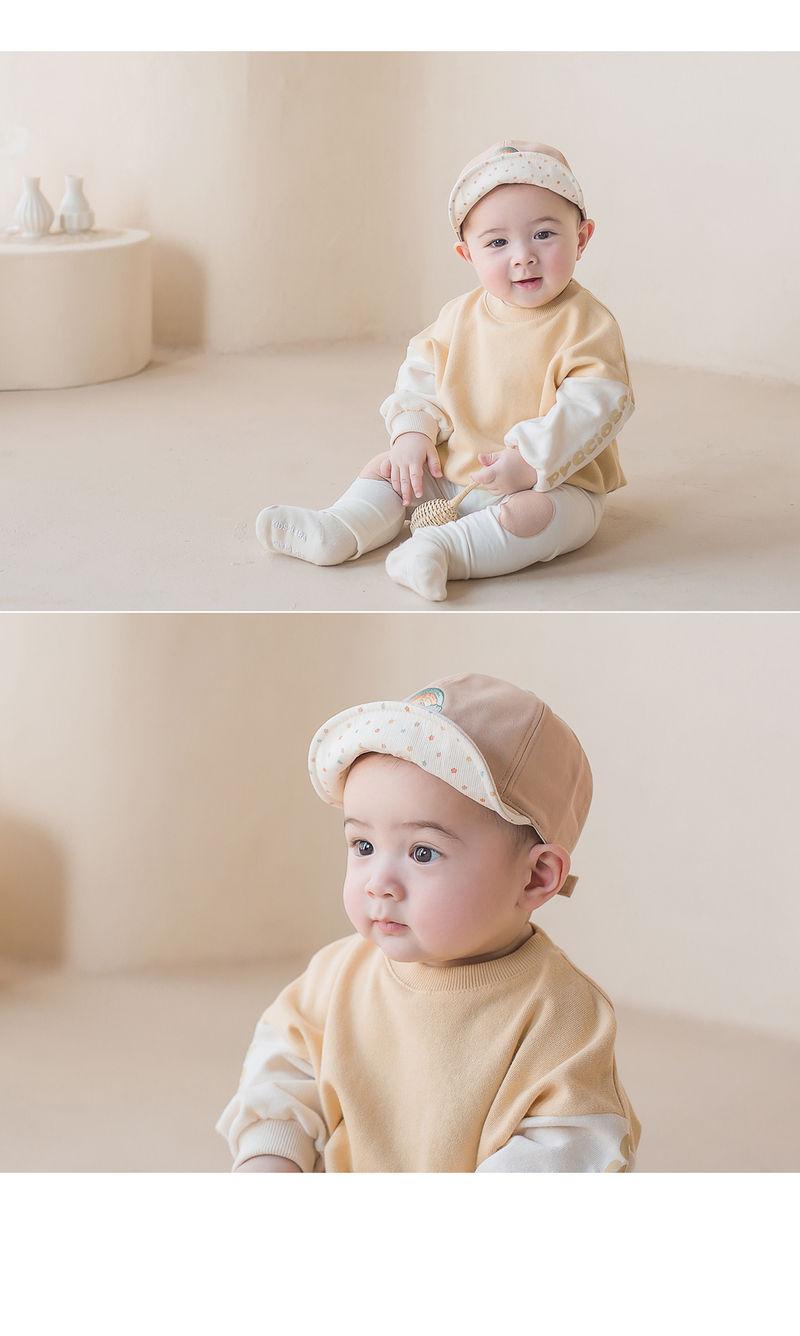 HAPPY PRINCE - Korean Children Fashion - #Kfashion4kids - Becky Baby Sweatshirt - 2