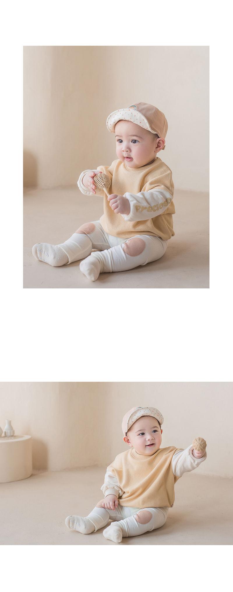 HAPPY PRINCE - Korean Children Fashion - #Kfashion4kids - Becky Baby Sweatshirt - 3