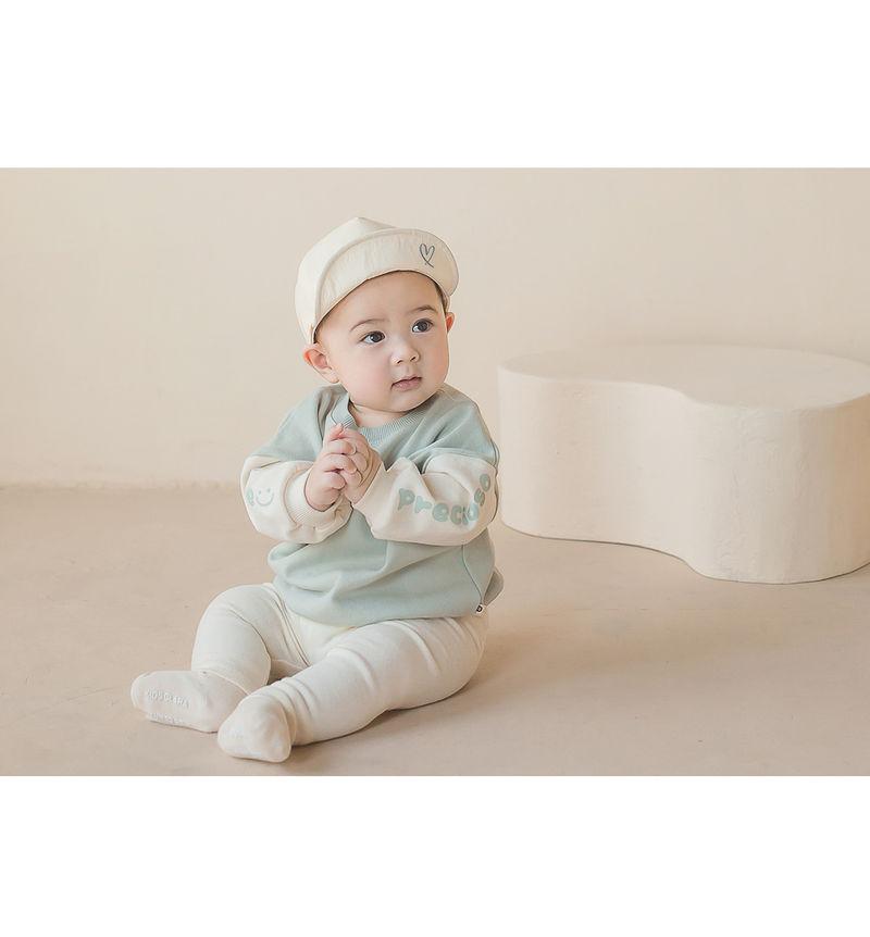 HAPPY PRINCE - Korean Children Fashion - #Kfashion4kids - Becky Baby Sweatshirt - 5