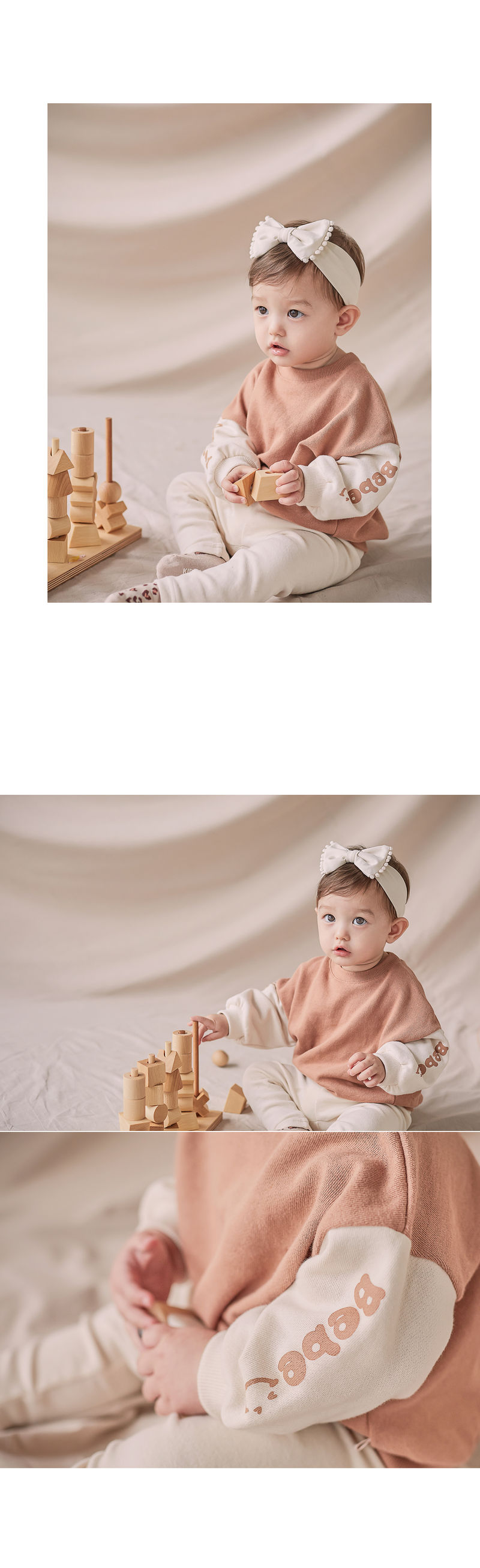 HAPPY PRINCE - Korean Children Fashion - #Kfashion4kids - Becky Baby Sweatshirt - 6