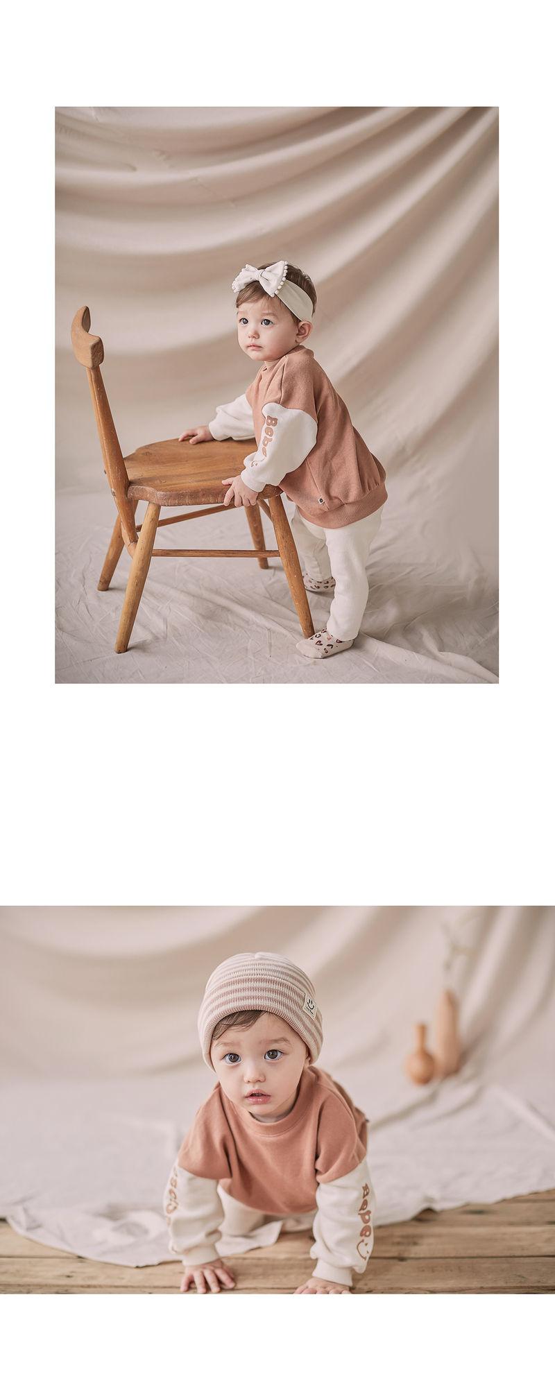 HAPPY PRINCE - Korean Children Fashion - #Kfashion4kids - Becky Baby Sweatshirt - 7