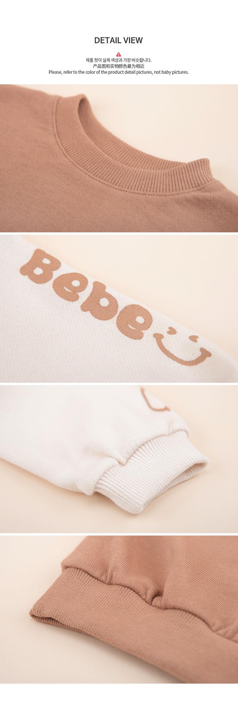 HAPPY PRINCE - Korean Children Fashion - #Kfashion4kids - Becky Baby Sweatshirt - 8