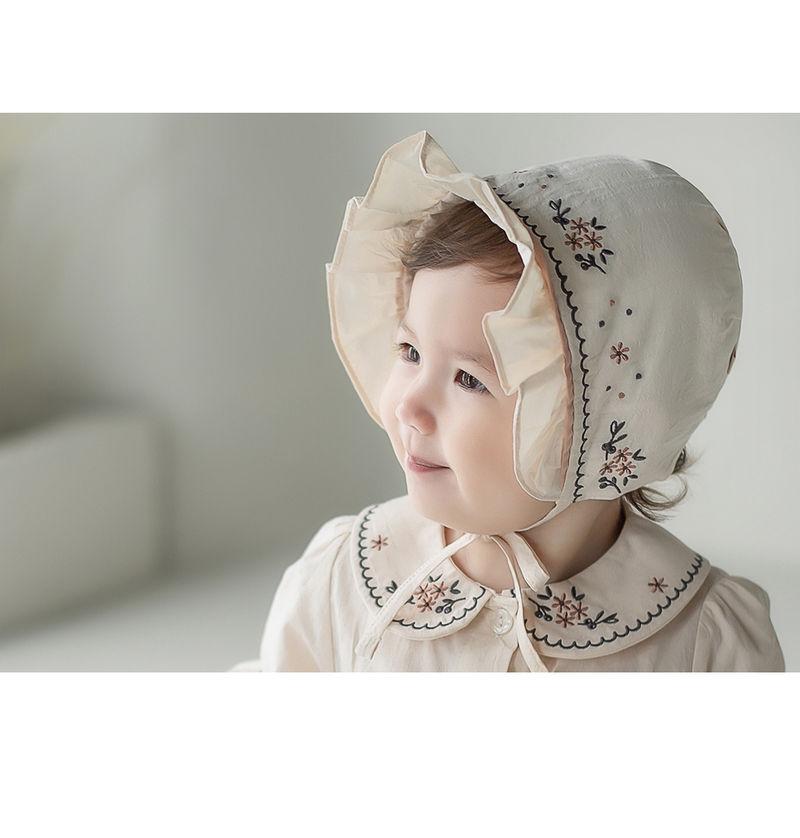 HAPPY PRINCE - Korean Children Fashion - #Kfashion4kids - Renova Baby Bonnet - 5