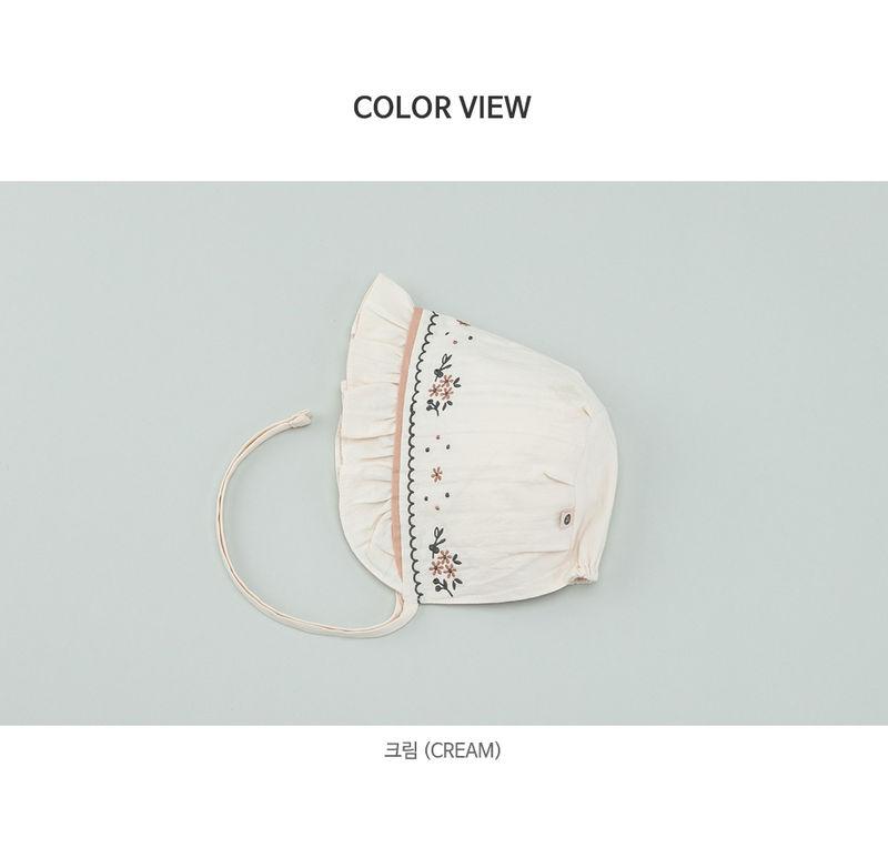HAPPY PRINCE - Korean Children Fashion - #Kfashion4kids - Renova Baby Bonnet - 7