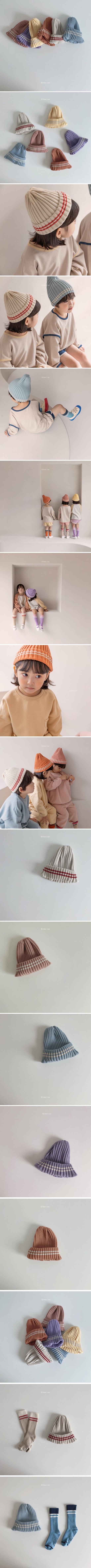 HERE I AM - Korean Children Fashion - #Kfashion4kids - Egg Beanie - 2