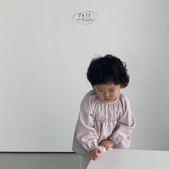 IKII - Korean Children Fashion - #Kfashion4kids - Viola Blouse - 10