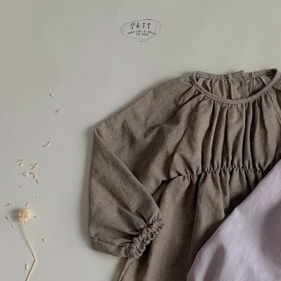 IKII - Korean Children Fashion - #Kfashion4kids - Viola Blouse - 3