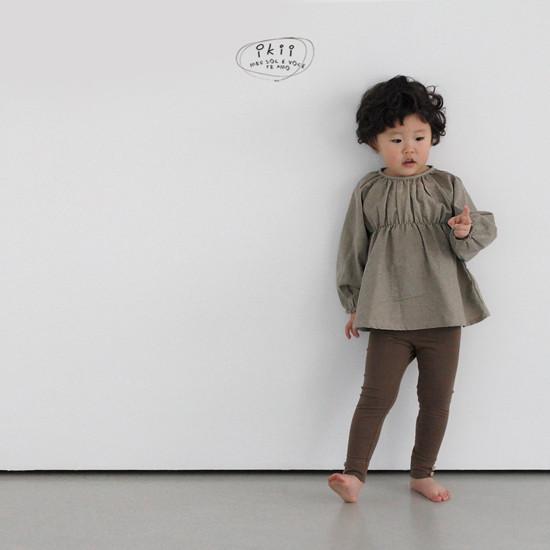 IKII - Korean Children Fashion - #Kfashion4kids - Viola Blouse - 4